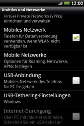 HTC A510e Wildfire S - Ausland - Auslandskosten vermeiden - Schritt 7