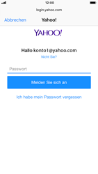 Apple iPhone 6 - E-Mail - Konto einrichten (yahoo) - 7 / 11