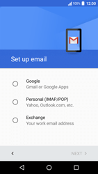 Acer Liquid Zest 4G - E-mail - Manual configuration (gmail) - Step 7