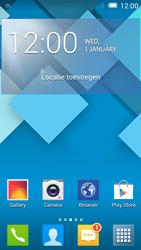 Alcatel OT-7041X Pop C7 - Internet - Automatic configuration - Step 3