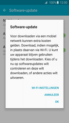 Samsung Galaxy S6 Edge - software - update installeren zonder pc - stap 7