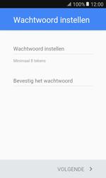 Samsung Galaxy Xcover 3 VE (G389) - Applicaties - Account aanmaken - Stap 15