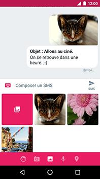 Motorola Moto E4 Plus - Contact, Appels, SMS/MMS - Envoyer un MMS - Étape 19
