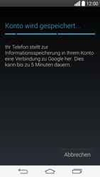 LG G3 - Apps - Konto anlegen und einrichten - 18 / 22