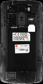 LG D855 G3 - SIM-Karte - Einlegen - Schritt 3