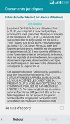 LG LG K8 - Premiers pas - Créer un compte - Étape 29