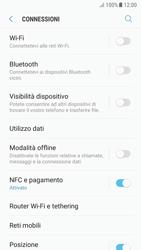 Samsung Galaxy A5 (2017) - Android Nougat - Internet e roaming dati - Disattivazione del roaming dati - Fase 5