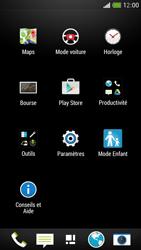 HTC One Mini - Applications - Comment vérifier les mises à jour des applications - Étape 3