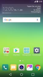 LG G5 SE (H840) - Android Nougat - E-Mail - Konto einrichten (gmail) - Schritt 2