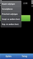 Nokia C7-00 - Internet - handmatig instellen - Stap 14