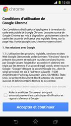 Sony Xperia Z1 - Internet et roaming de données - Navigation sur Internet - Étape 4