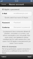 Apple iPhone 5 - Applicazioni - configurazione del negozio applicazioni - Fase 8