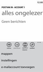 Nokia Lumia 800 - E-mail - Instellingen KPNMail controleren - Stap 6