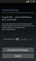 Samsung G3500 Galaxy Core Plus - Apps - Konto anlegen und einrichten - Schritt 23