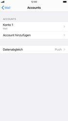 Apple iPhone 7 - iOS 14 - E-Mail - Manuelle Konfiguration - Schritt 16