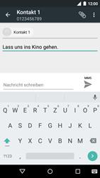Motorola Moto G 3rd Gen. (2015) - MMS - Erstellen und senden - Schritt 12