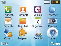 Samsung S3350 Chat 335 - netwerk en bereik - gebruik in binnen- en buitenland - stap 3