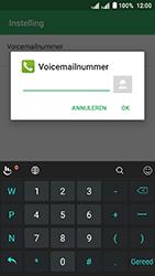 Acer Liquid Z6 Dual SIM - Voicemail - handmatig instellen - Stap 10