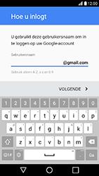 LG K10 (2017) (M250n) - Applicaties - Account aanmaken - Stap 10
