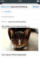Apple iPhone 6 - E-Mail - E-Mail versenden - 14 / 16