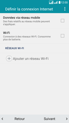 LG LG K8 - Premiers pas - Créer un compte - Étape 7