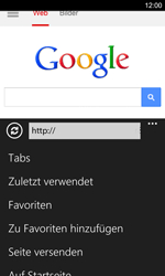 Nokia Lumia 925 - Internet und Datenroaming - Verwenden des Internets - Schritt 10