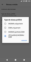 Sony Xperia XZ2 Compact - Réseau - Changer mode réseau - Étape 7