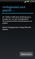 HTC Desire X - Apps - Konto anlegen und einrichten - 7 / 18