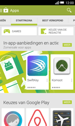 Alcatel OT-5050X Pop S3 - Applicaties - Downloaden - Stap 5