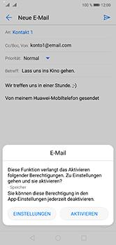 Huawei P20 Lite - E-Mail - E-Mail versenden - 11 / 17