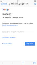 Apple iPhone 6s - iOS 12 - E-mail - handmatig instellen (gmail) - Stap 6