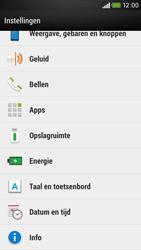 HTC Desire 601 - Software update - update installeren zonder PC - Stap 4