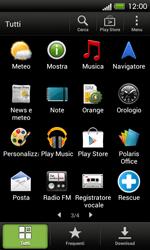 HTC One SV - E-mail - Configurazione manuale - Fase 3