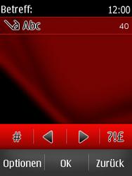 Nokia Asha 300 - MMS - Erstellen und senden - 14 / 26