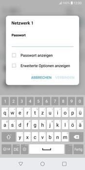 LG G6 - Android Oreo - WLAN - Manuelle Konfiguration - Schritt 6