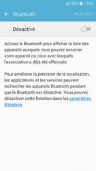 Samsung Galaxy S7 - Bluetooth - Jumelage d