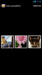 Huawei Ascend G526 - MMS - Erstellen und senden - 1 / 1