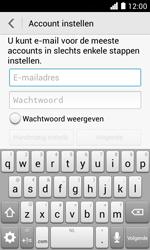Huawei Ascend Y330 - E-mail - e-mail instellen: POP3 - Stap 6
