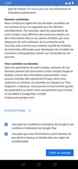 OnePlus 7 - Applications - Créer un compte - Étape 16