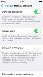 Apple iPhone 5c - Internet - Configuration manuelle - Étape 5