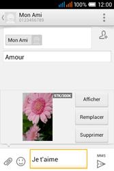 Alcatel OT-4015X Pop C1 - Contact, Appels, SMS/MMS - Envoyer un MMS - Étape 17