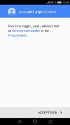 Huawei P9 Lite - E-mail - handmatig instellen (gmail) - Stap 13