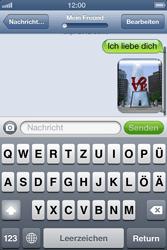 Apple iPhone 4S - MMS - Erstellen und senden - Schritt 15