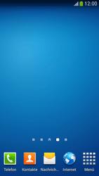 Samsung Galaxy S 4 Mini LTE - Startanleitung - Installieren von Widgets und Apps auf der Startseite - Schritt 3