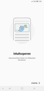 Samsung Galaxy Note9 - Internet und Datenroaming - Verwenden des Internets - Schritt 5