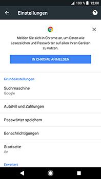 Sony Xperia XZ2 Premium - Internet - Manuelle Konfiguration - Schritt 26
