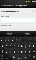 HTC Desire 500 - E-Mail - Konto einrichten - Schritt 16