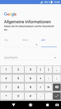 Sony Xperia XA2 Ultra - Apps - Konto anlegen und einrichten - 1 / 1