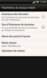 HTC T328e Desire X - Réseau - utilisation à l'étranger - Étape 8