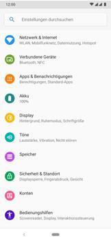 Nokia 7.2 - WiFi - WiFi Calling aktivieren - Schritt 5